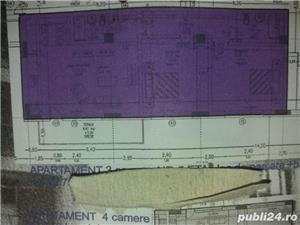 ap 3 Camere 89 mp sisesti p+1+2+3 cate un ap pe  fiecare nivel bloc nou  - imagine 2
