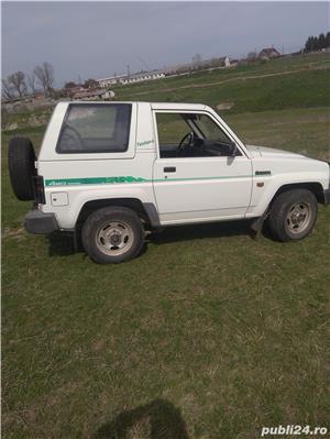 Daihatsu Feroza - imagine 3