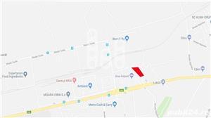 Teren constructie blocuri P+3+R 4000 mp str Alba Iulia - imagine 2