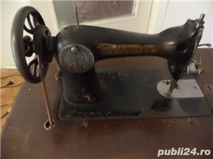 Masina de cusut singer ( 1917 ) - imagine 3