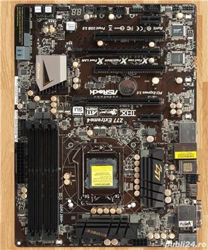 Vand kit I5 unlocked LGA1155, Asrock Z77 Extreme4 - imagine 1