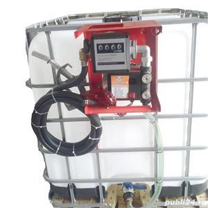 Rezervor cu pompa motorina tva si transport inclus - imagine 4