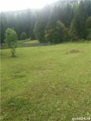 vand 900 mp teren situat langa statiunea lacul rosu - imagine 1