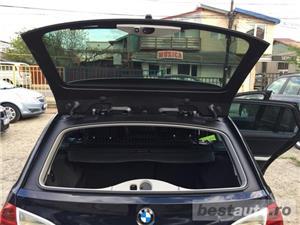 Vand & Schimb BMW 320 D,inmatriculat 28.10.2010, Piele, Dublu Climaronic, etc - imagine 12