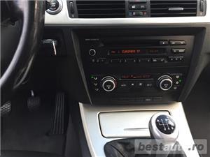 Vand & Schimb BMW 320 D,inmatriculat 28.10.2010, Piele, Dublu Climaronic, etc - imagine 14