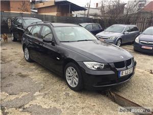vAND BMW 320 ,fab. 2008, Cutie AUTOMATA , Piele, NAVIGATIE MARE , DUBLU CLIMATRONIC, etc - imagine 2