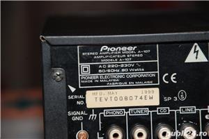 Amplificator Pioneer A-107 - imagine 4