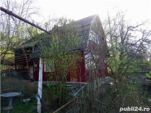 Teren de vanzare- 1600mp Livada + cabana  70 mp Posada -Tg Mures - imagine 6