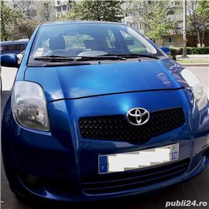 Toyota Yaris cu 4 anvelope de iarna noi - imagine 1