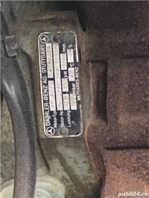 Motor Mercedes OM 422 - imagine 2
