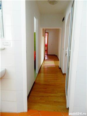 Predeal , apartament 3 camere de vanzare, 2 bai,2 bucatarii,2 verande, 81.65 mp - imagine 3