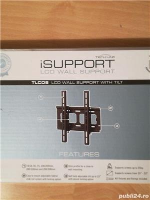 Suport TV Techlink TLCD8 nou, in cutie!  - imagine 2