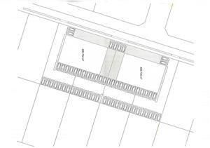 Teren cu proiect si Autorizatie de constructie pentru 20 de apartamente - imagine 2