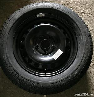 Roata completa VW,Audi,Seat,Skoda..195/R15  - imagine 5