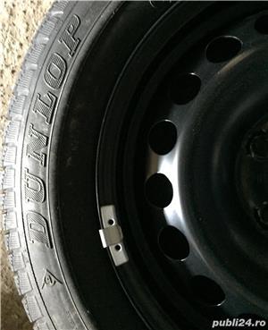 Roata completa VW,Audi,Seat,Skoda..195/R15  - imagine 7