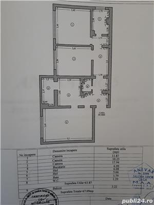 3 Camere + Parcari Acoperite - imagine 4