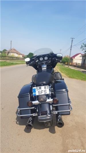 Harley davidson Electra Glide - imagine 1