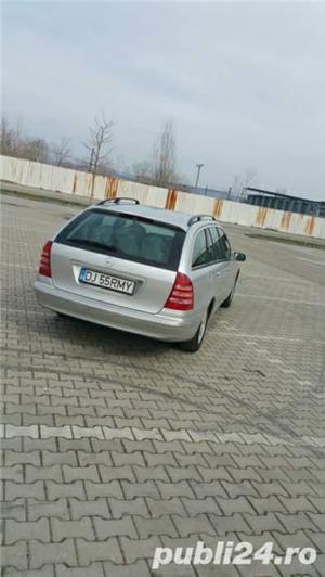 Mercedes-benz c-200 - imagine 3