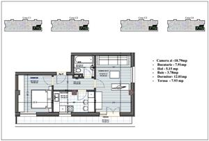 Metrou Berceni - Prima Casa - Apartament 2 camere 56mp - imagine 5