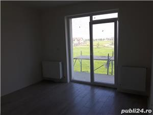 Apartament 1 camera (decomandat ) -38mp zona rezidentiala bloc nou  Giroc (zona Braytim) - imagine 7