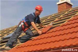 Firma realizam  constructii de case de la zero -acoperisuri -reparatii acoperisuri -dulgherii  - imagine 3