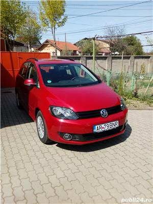 VW GOLF 6, an 2009, euro 5, 80 CP, 124000 km, stare foarte buna.  - imagine 1