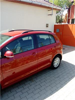 VW GOLF 6, an 2009, euro 5, 80 CP, 124000 km, stare foarte buna.  - imagine 3