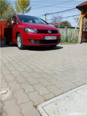 VW GOLF 6, an 2009, euro 5, 80 CP, 124000 km, stare foarte buna.  - imagine 2