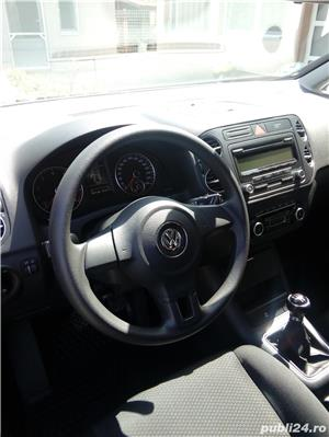 VW GOLF 6, an 2009, euro 5, 80 CP, 124000 km, stare foarte buna.  - imagine 10
