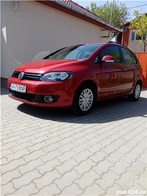 VW GOLF 6, an 2009, euro 5, 80 CP, 124000 km, stare foarte buna.  - imagine 5