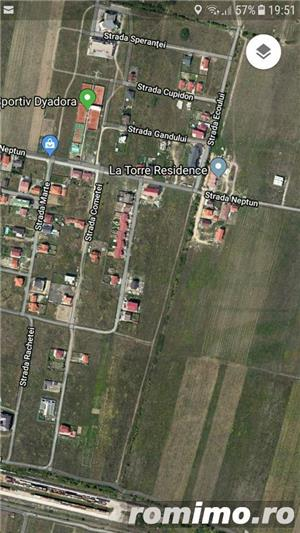 Teren pentru bloc,Giroc,zona Unitatii Militare - imagine 2