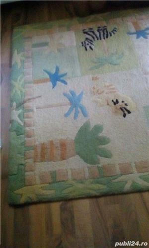 Vand mobiler (usi de dulap, tablii de pat, covor, perdele) camera copii - imagine 7