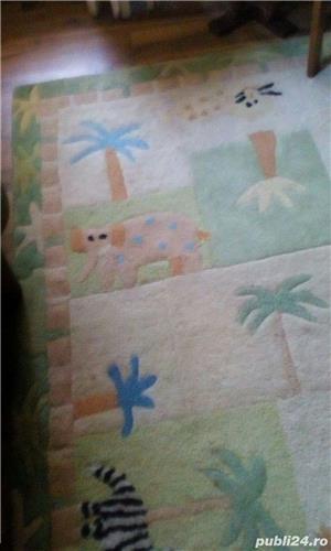Vand mobiler (usi de dulap, tablii de pat, covor, perdele) camera copii - imagine 2
