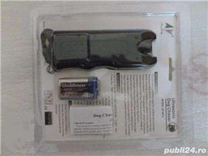 dispozitiv cu ultrasunete pt alungarea cainilor agresivi,ramburs - imagine 3