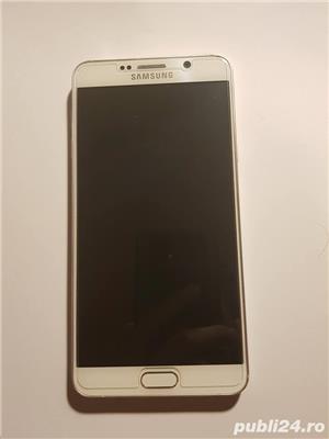 Vand Samsung galaxy note 5 full box. - imagine 1