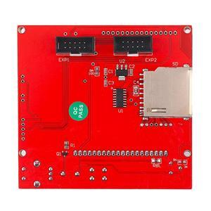 LCD grafic cu SD card ramps 1.4 imprimanta 3d - imagine 3