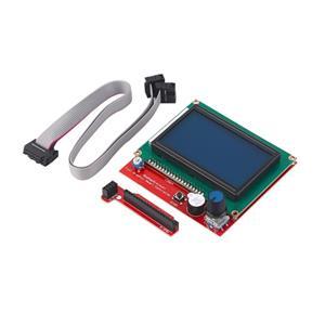 LCD grafic cu SD card ramps 1.4 imprimanta 3d - imagine 2