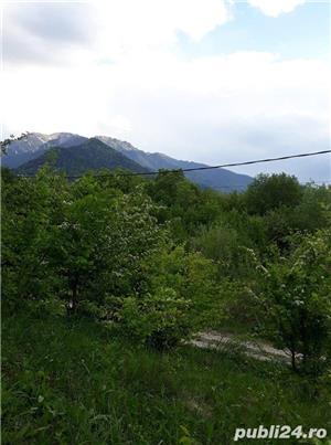 Teren de vanzare zona Glajerie - Rasnov - imagine 5