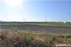 Teren industrial in Dumbravita, drumul spre Covaci - imagine 1