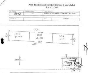 Apartament 2 camere- Giurgiu- 19200 EUR - imagine 3