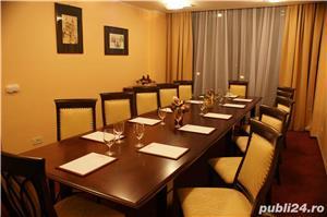 Vand Hotel Central Oradea , D+P+3E,ctr 2008 , SC 4400 , 39 cam , restaurant 120 locuri , piscina ,  - imagine 8