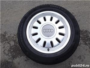 "Jante 16"" Editie limitata Audi A4,A6,A8 Continental 205/60/16  - imagine 3"
