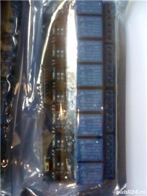 Placa cu 8 relee pentru arduino, modul pt automatizari  - imagine 1