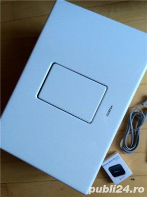 Boxa Geneva Sound System Model M+telecomanda+adaptor bluetooth,iPod,FM - imagine 5