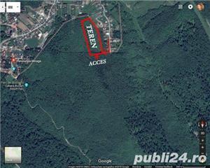 Schimb 500 m2-1000 m2 teren Iasi- Sat Paun-Bucium cu auto  - imagine 2