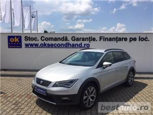 "Seat Leon Combi | 4x4 | 2.0TDI | 184 CP | AT6 | 18"" Navi 
