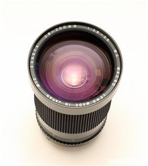 Exakta 28-200mm F3,8-5,6 MC Macro - Nikon - imagine 1