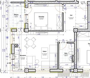 Apartament de vanzare, 2 camere, Bloc Nou, zona Soarelui, finalizare 2020 - imagine 13