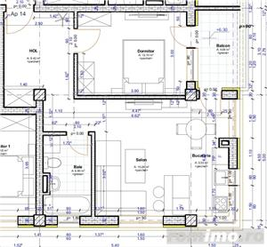 Apartament de vanzare, 2 camere, Bloc Nou, zona Soarelui, finalizare 2020 - imagine 18