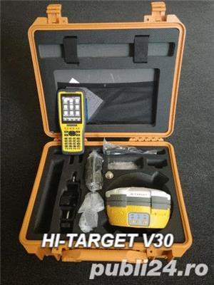 Gps rtk Hi-Target V30 Super pret!  - imagine 3